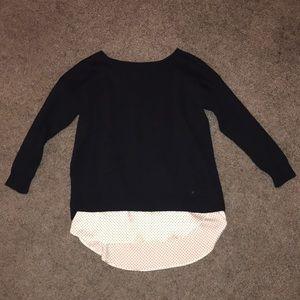 long sleeve Ann Taylor blouse